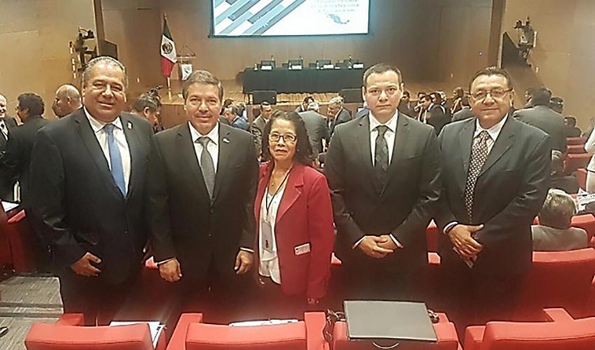 Primera Reunion Plenaria del Sistema Nacional de Fiscalizacion