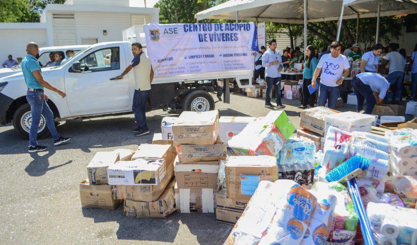 AUDITORIA SUPERIOR DEL ESTADO DE TAMAULIPAS ENTREGA APOYOS PARA DAMNIFICADOS POR DESASTRES NATURALES